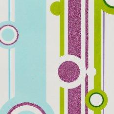 MEGA Toilet Seat Lid Cover - Vinyl PVC Art Sticker Wallpaper Bathroom Wall Decor DIY (Intl)