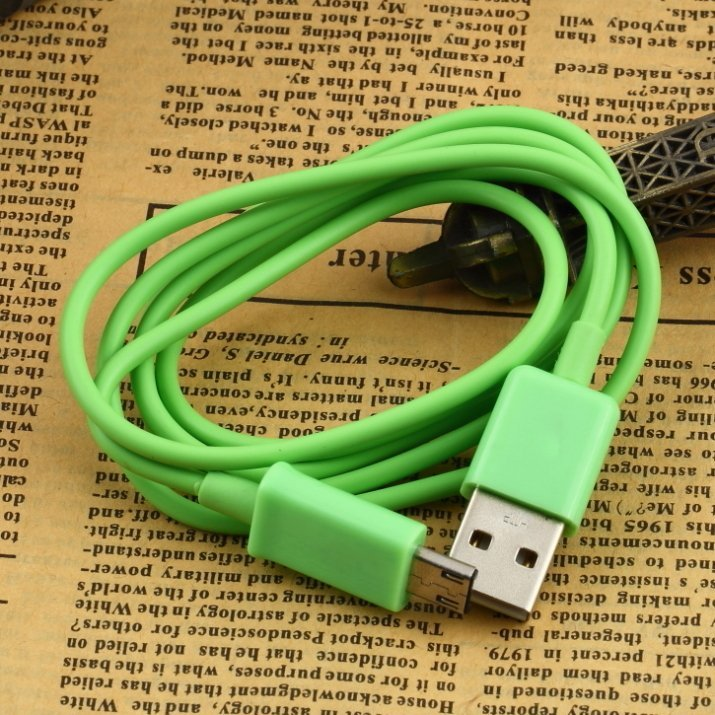 Micro USB 2.0 Male A to Data Charger Cable for Amazon Kindle fire 4