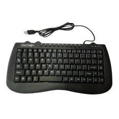 Mini Keyboard Murago MSK 1000A Usb - Hitam