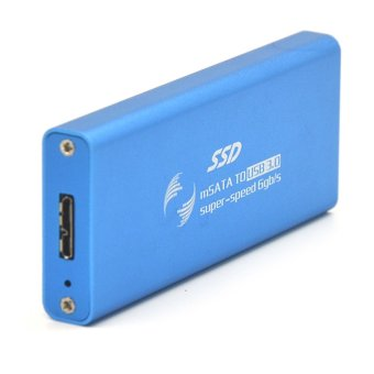 Mini Portable External NGFF M.2 to USB 3.0 SSD Solid State Drive Hard Disk