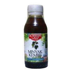Minyak Kemiri Al Khodry Penumbuh Rambut - 125ml