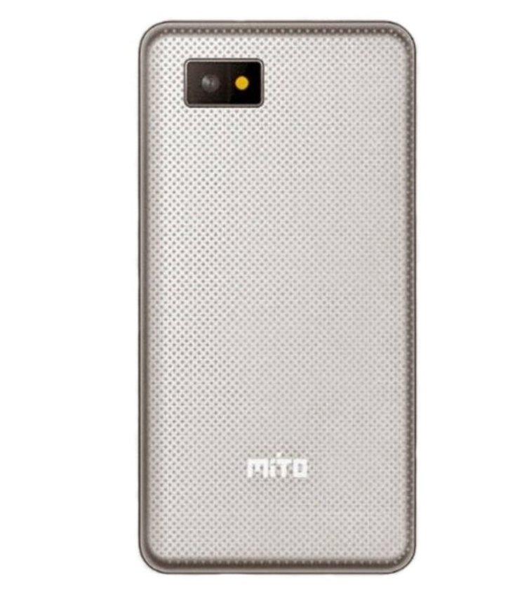 Mito 208 - Dual GSM - Putih