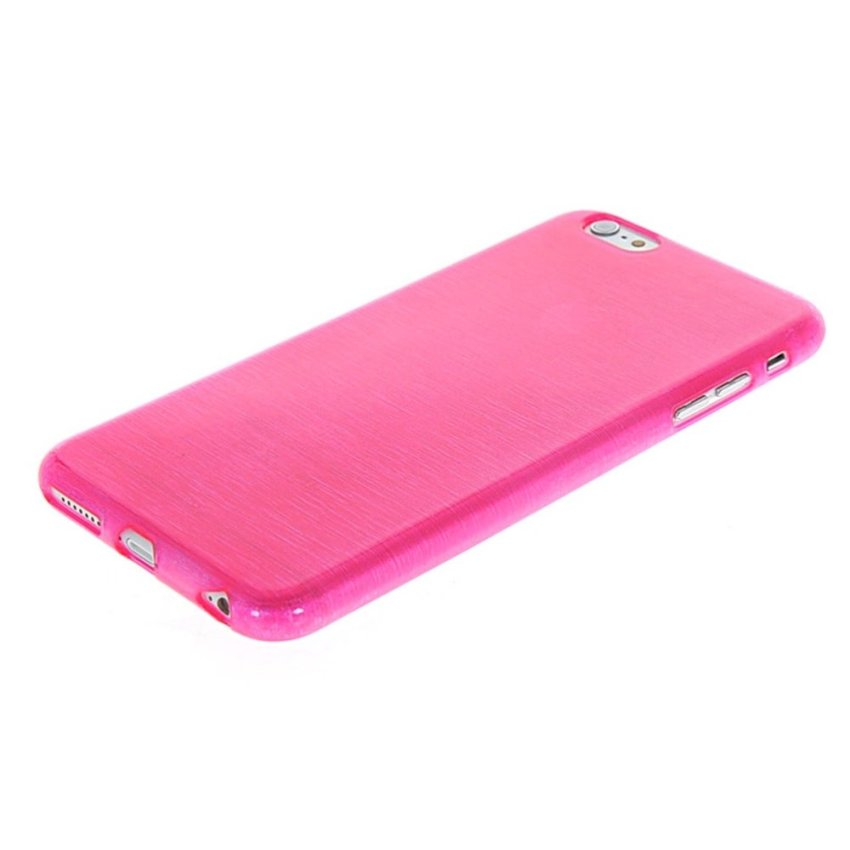 MOONCASE Soft Gel TPU Silicone Case Cover for iPhone 6 4.7