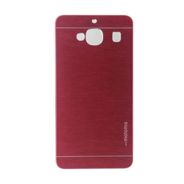 Motomo Metal Case for Xiaomi Redmi 2 - Merah