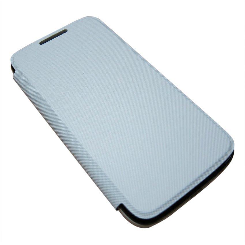 Motorola Flip Cover Door untuk Motorola moto g - Putih
