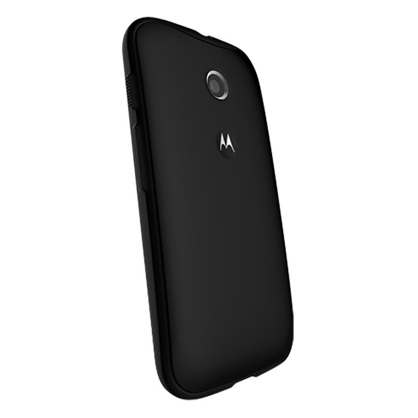 Motorola Grip Shells for Moto E - Licorice Black