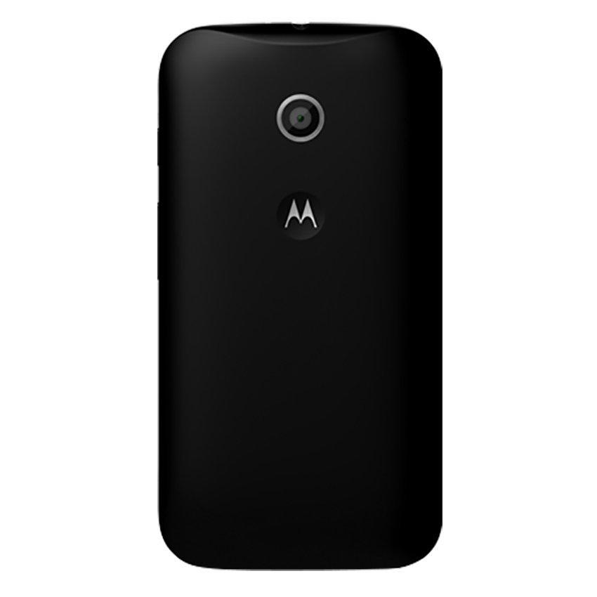 Motorola Shells for Moto E - Licorice Black