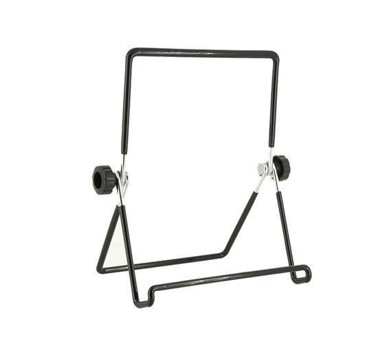 Multi-angle iPad Iron Stand Holder Mount for all 7-inch Tablet PCs and iPad (Black) (Intl)