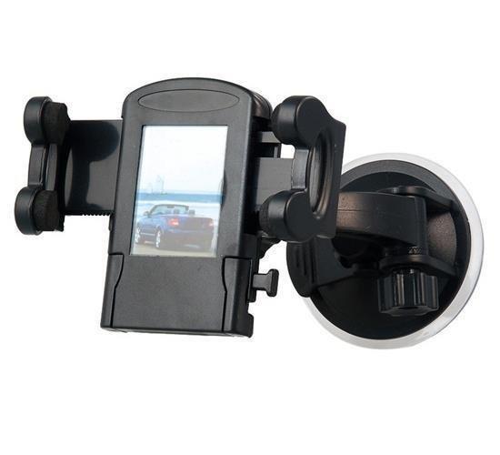 Multi-function Mount Holder for iPhone (Black) (Intl)