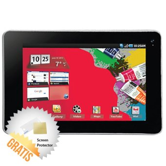 MyPad My703B2 Myinspire2 - 8 GB - Hitam + Screen Protector
