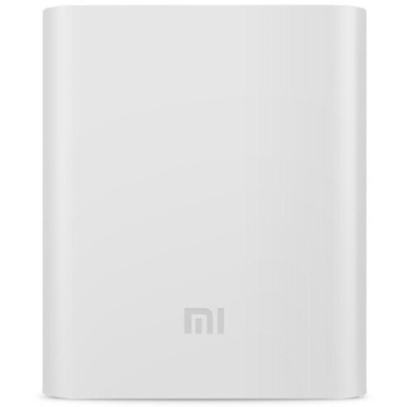 NAge Silicone Case For Xiaomi Power Bank 10400mah - Putih