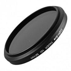 ND2 To ND40.52mm Slim Fader Adjustable Variable Neutral Density Filter Black (EXPORT) (Intl)