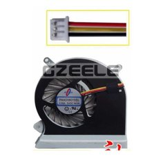 NEW Cpu Cooling Fan For MSI GE60 MS-16GA 16GC MS-16GH MS-16GF MS-16G D Laptop Cpu Cooling Fan Cooler Black (Intl)