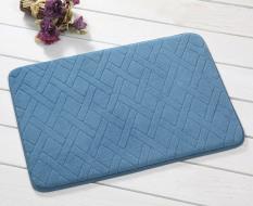 New Hot Sale Brand Home Decoration Anti-slip Solid Hallway Bedroom Mat Outdoor Door Bath Carpet