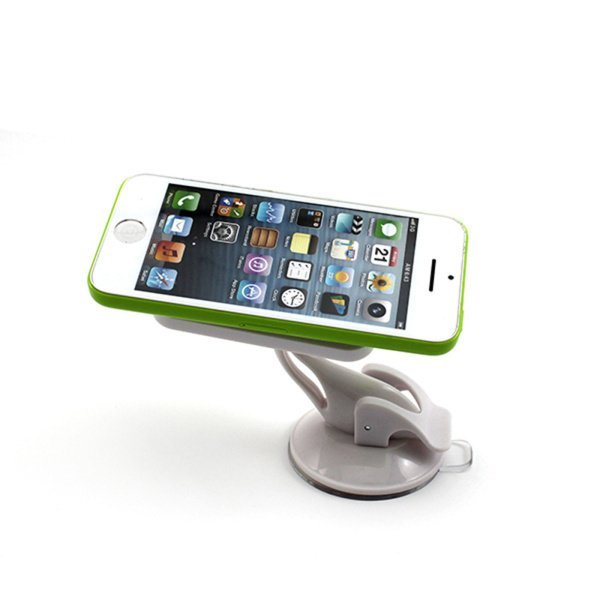 New Suction Cup Car Mount Holder for Smart Cell Phone (Intl)
