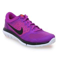 NikeFlex2015Run MSL Sepatu Lari Wanita - Ungu