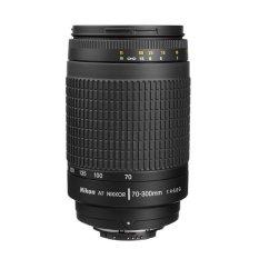Nikon Lensa AF 70-300mm f/4-5.6 G - Hitam