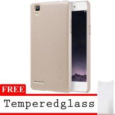 Hitam Gratis Tempeclear Glass Source Jual Nillkin Case Oppo F1 Selfie Expert Emas Gratis TempeClear Source
