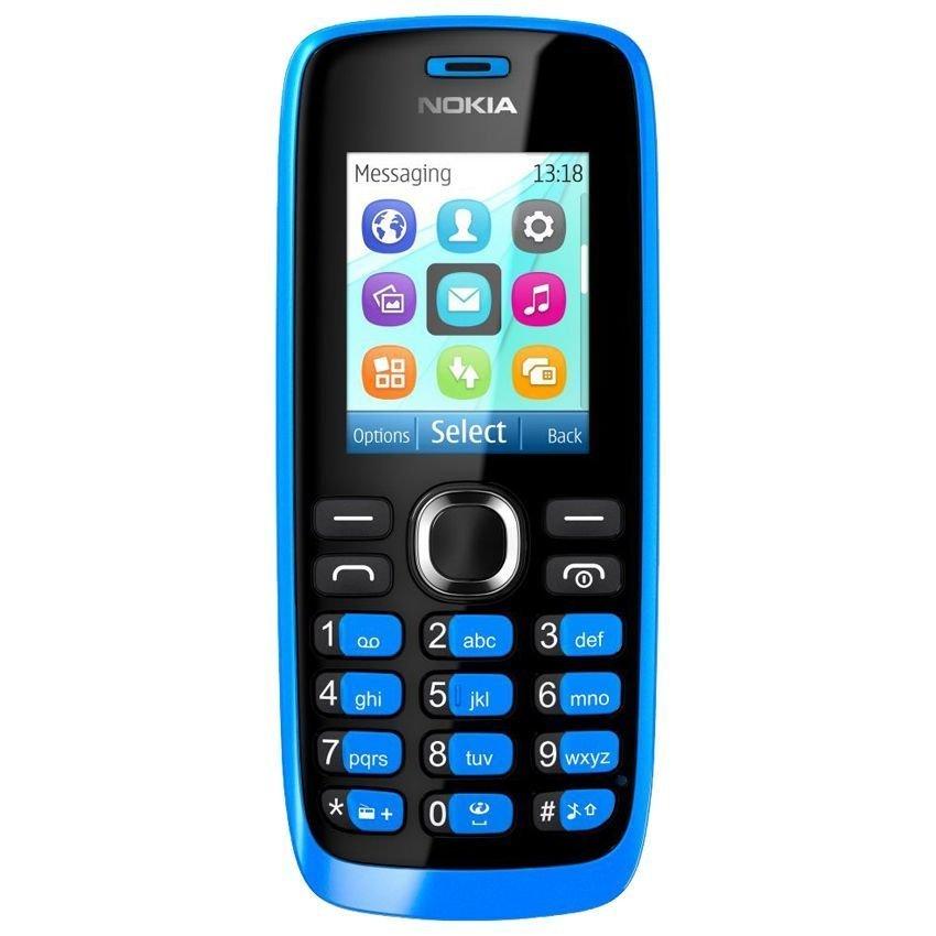 Nokia 110 - Dual GSM - Cyan