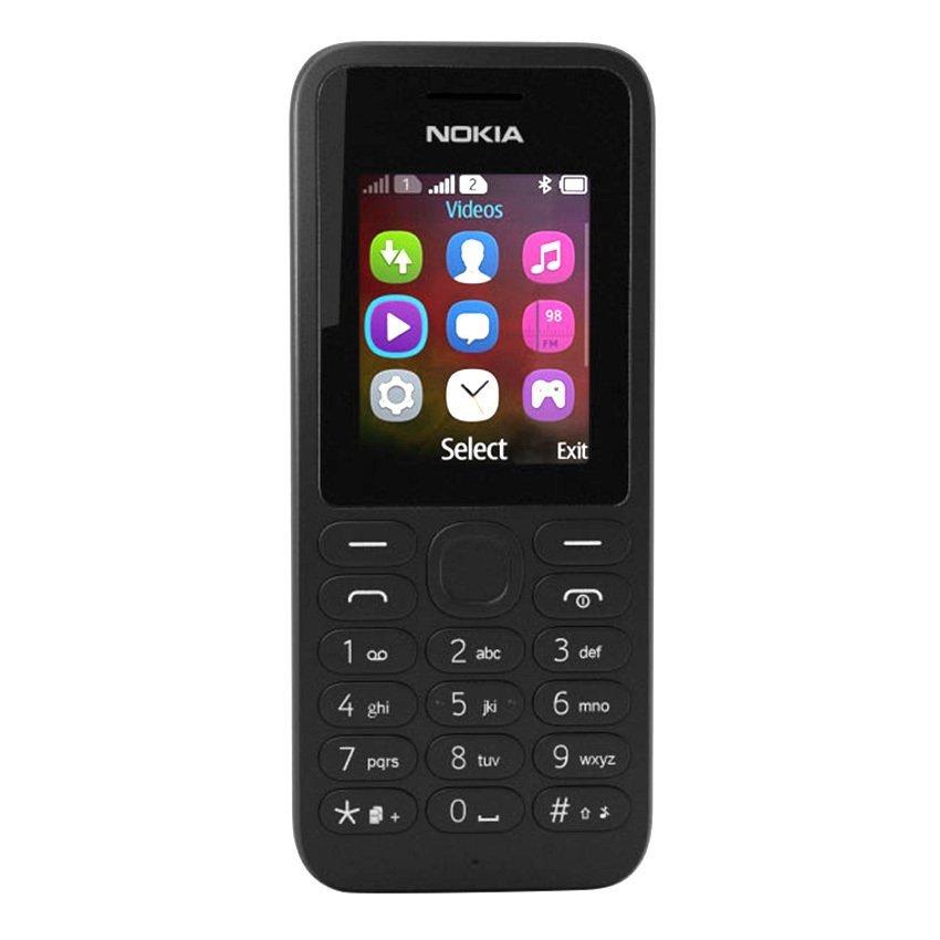 Nokia 130 Dual SIM - Hitam