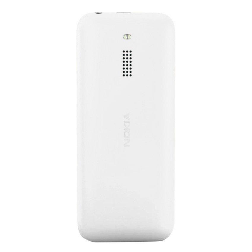 Nokia 130 - Dual Sim - Putih