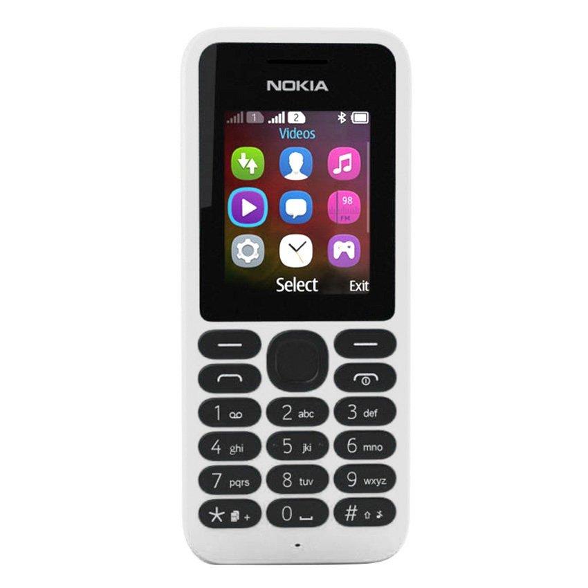 Nokia 130 Dual SIM - Putih