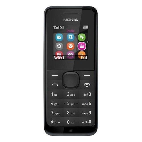 Nokia 215-8gb - Hitam