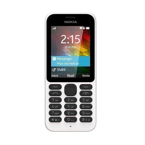 Nokia 215- 8gb - Putih