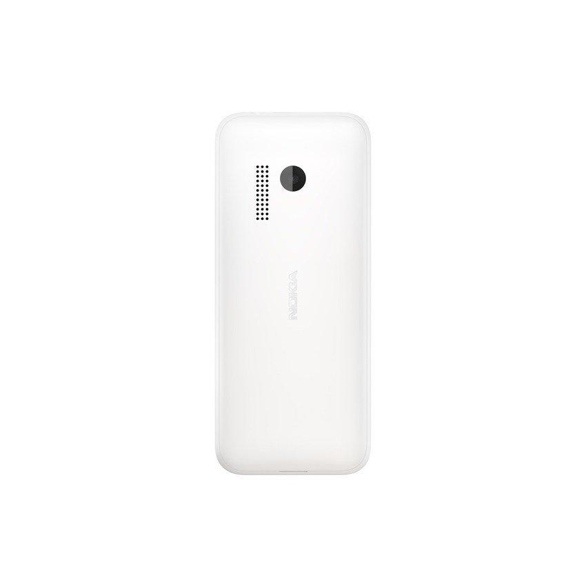 Nokia 215 Dual SIM - 8 MB - Putih