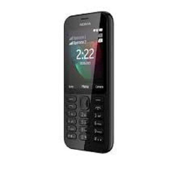 Nokia - 222 - Hitam