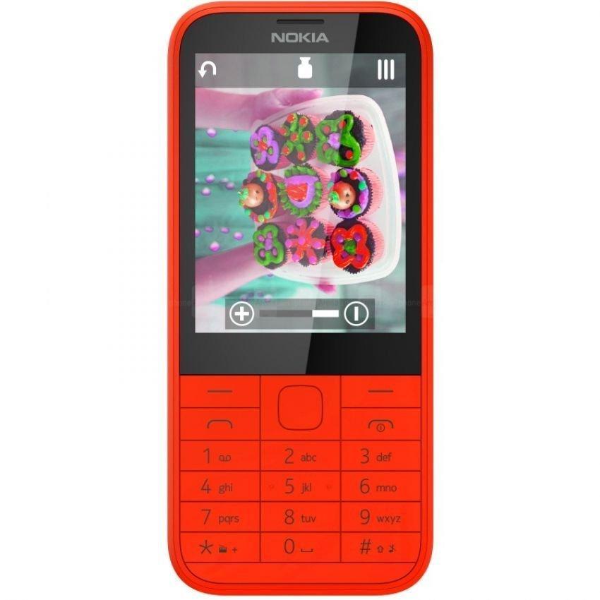 Nokia 225 - Dual Sim - Merah