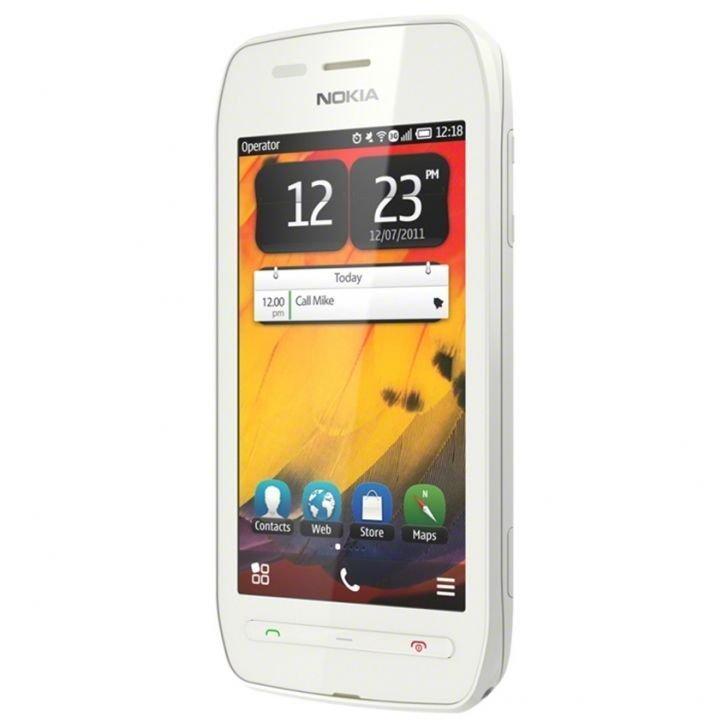 Nokia 603 - 2GB - White