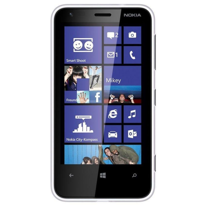 Nokia Lumia 620 -8GB -White