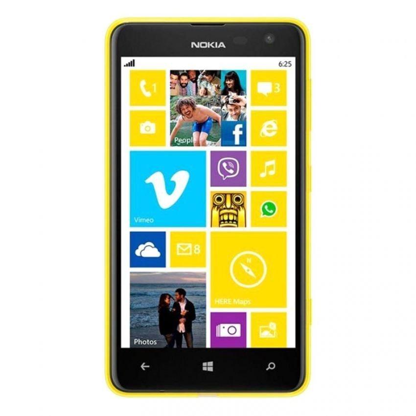 Nokia Lumia 625 8GB Resmi - Yellow