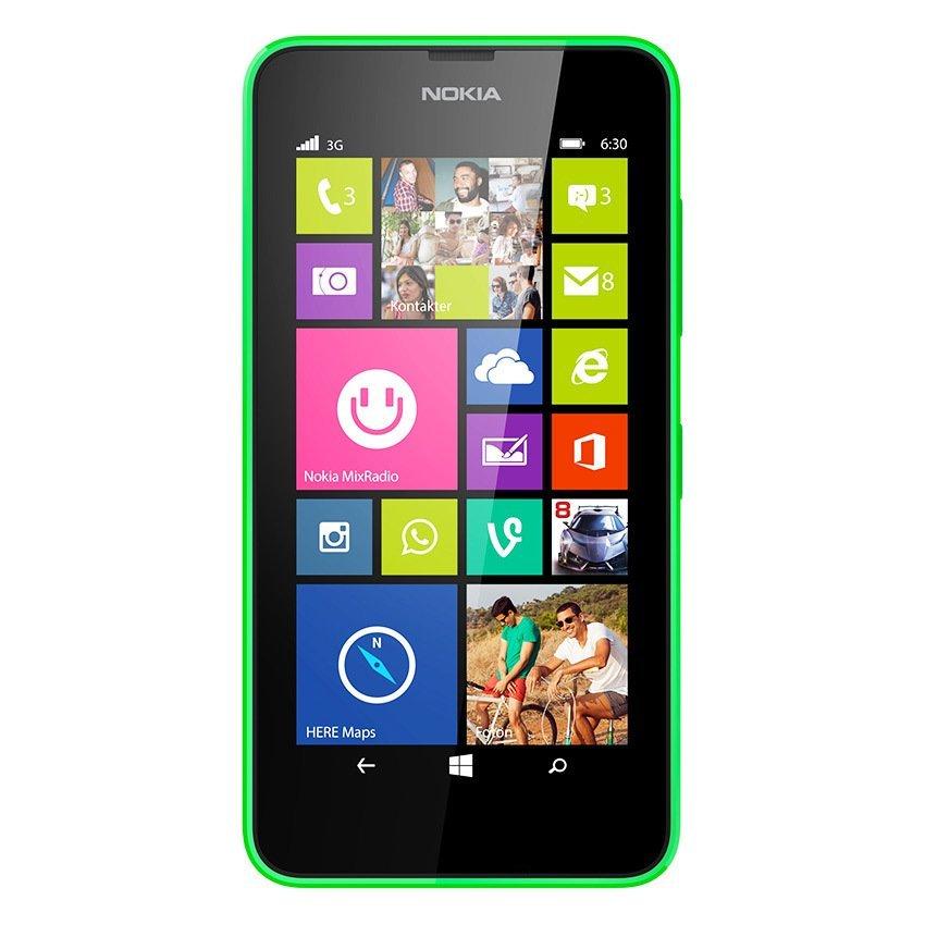 Nokia Lumia 630 - 8GB - Hijau