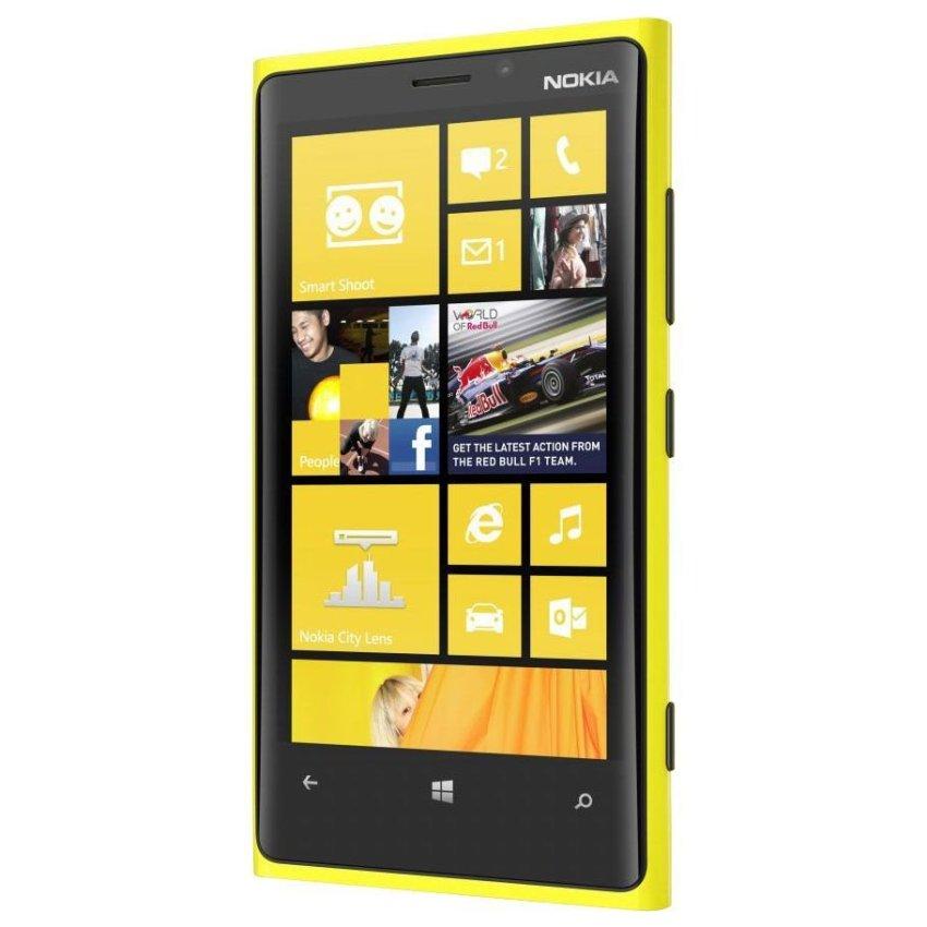 Nokia Lumia 920 - 32 GB - Kuning