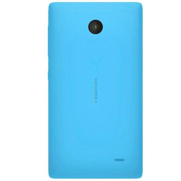 Nokia X Dual Sim - 4 GB - Biru