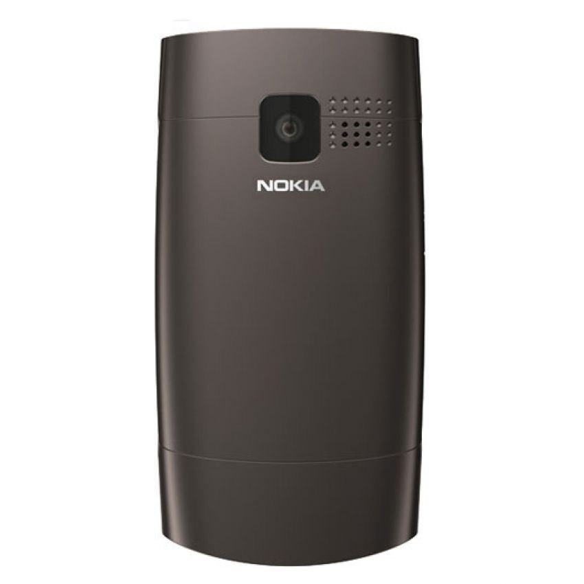Nokia X2-01 - Abu-abu Tua