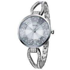 Nonof Julius (Julius) Stainless Steel Bracelet Fashion Diamond Bracelet Watch Ladies Watch JA-389 Matte Gold