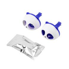 OH Cute Panda Auto Car Air Freshener Clip Perfume Diffuser For Car Home (Blue) (Intl)
