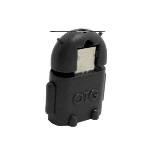 Okdeals Micro USB Host OTG Adapter For Android Cell Phone Black