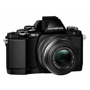 Olympus OM-D E-M1.14-42mm EZ Kit - Black
