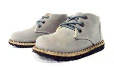 ONWKIDZ Sepatu Anak Casual Boots Grey Rhino - Abu-abu