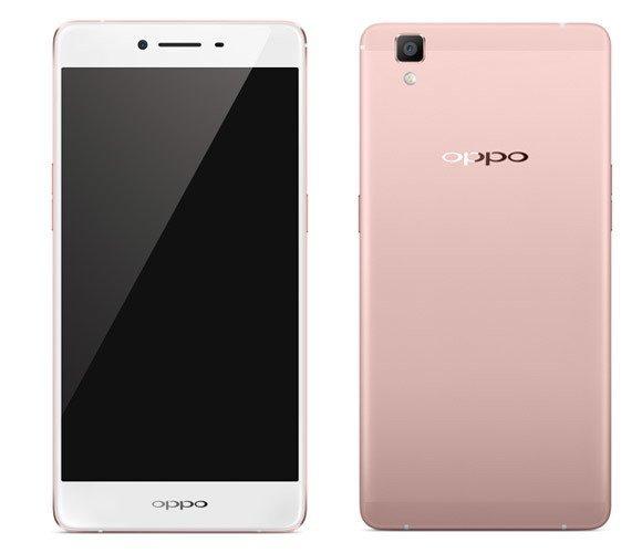 Oppo F1 - 16GB - RAM 3GB - LTE - Quad core - Rose Gold