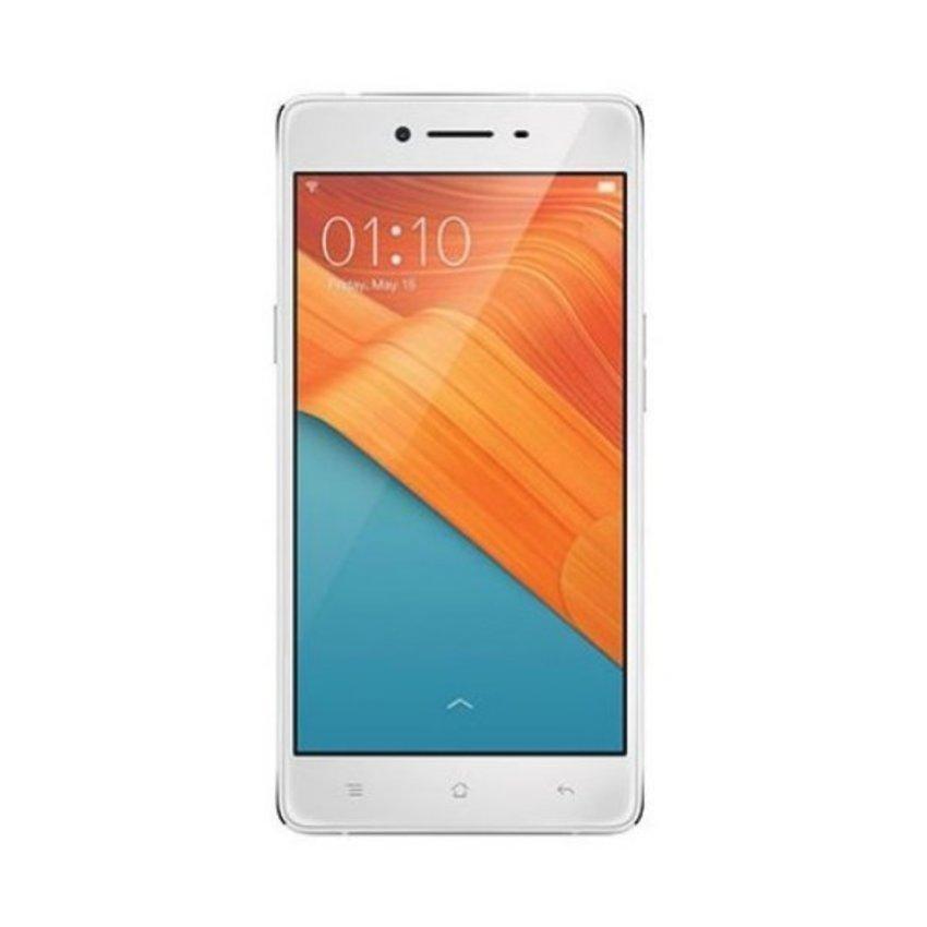 Oppo R7 - 16GB - Silver