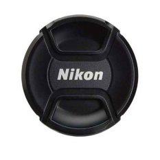 Optic Pro Lens Cap 52mm for Nikon - Hitam