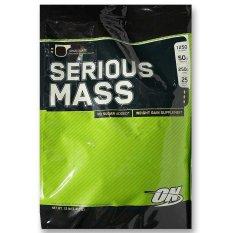 Optimum Nutrition Serious Mass 12Lbs - Chocolate