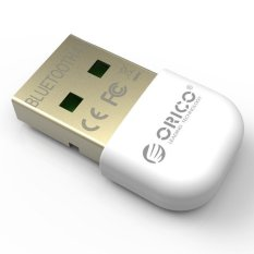 ORICO Low Energy Bluetooth 4.0 Adapter USB Micro Adapter Dongle for Windows XP Windows 7 Windows 8 32 or 64 Bit – White(BTA-403-WH) - Intl