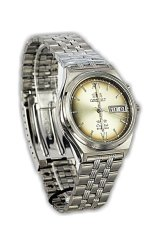 Orient Jam Tangan Pria-Silver-Strap Stainless-fem5m015u Automatic (...one Size)