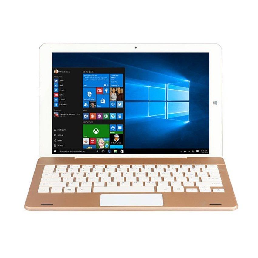 Original 12 inch Chuwi HI12 Tablet PC Windows10 Android 5.1 Quad Core 4GB RAM 64GB ROM Intel Trail-T3 Z8300 HDMI 2160*1440 5.0MP with Keyboard (Gold) (Intl)